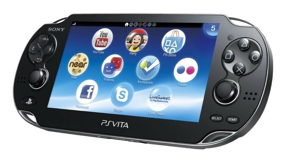 PS VITA WANTED