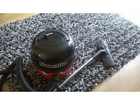 henry hoover has been used but in full working order has few marks on