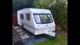 Bailey Caravan - Beautifully modernised - Delivery 50p per mile