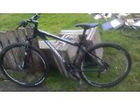 STOLEN!!!!! Matte black diamondback bike