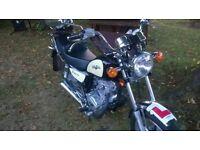 lexmoto vixen motorcycle 125cc