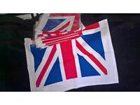 Tea Towles Union Jack Design