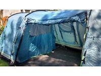 khyam ontario 6 berth tent