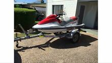 2004 Polaris JetSki and Trailer Boyne Island Gladstone City Preview