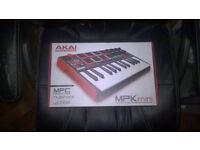 AKAI Professional - MPK Mini (For Sale Brand New)