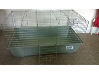 guinea pig / rabbit cage plus accessories