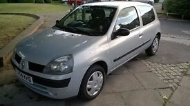 Renault Clio 1.2 (with free dashcam) PERFECT FIRST CAR, Well maintained, reliable.