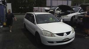 WRECKING 2006 MITSUBISHI LANCER WAGON - 3 MONTHS WARRANTY Boondall Brisbane North East Preview