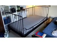 Ikea single day bed with matress