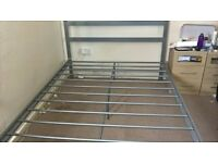 Free double bed frame - SSTC