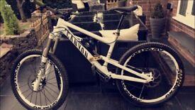 Canyon full suspension Mountain Bike