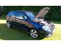 Volkswagen Polo GTI 2008 1.8 Turbo 3dr