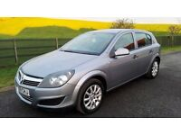 2010 Vauxhall Astra 1.7 CDTi 5dr-Diesel--Full Years MOT--FSH-corsa,focus,207,clio,golf,derry,belfast