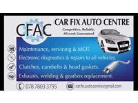 Car fix auto centre