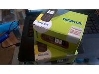 2 x nokia 1208 brand new