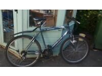 Men's apollo outrider bicycle