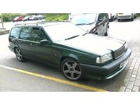 VOLVO 850 T-5R CLASSIC CAR RARE FACTORY MANUAL ONLY MADE FOR ONE YEAR MODEL 300+ BHP PX/SWAPS