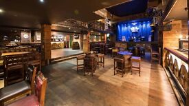 Part time Bar Staff wanted for city centre music venue.