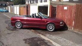 Breaking Audi 80 cabriolets 2.8 & 1.8 Final editions
