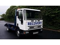 IVECO CARGO RECOVERY TRUCK