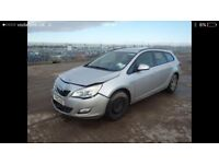 VAUXHALL ASTRA 1.9D