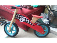 Balance Bikes (2 available)