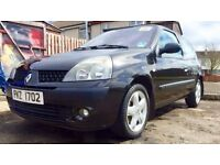 Cheap Black 3 door Clio
