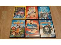 DISNEY CLASSIC FILMS DVDS! PRINCESS & THE FROG BOLT FROZEN THE WILD CHICKEN LITTLE MEE THE ROBINSONS
