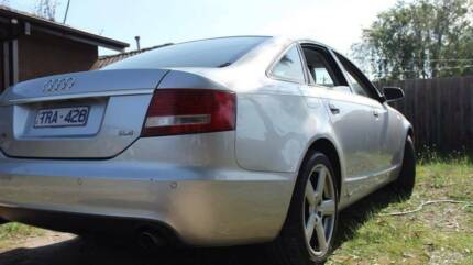2005 Audi A6 Wagon,  2.4ltr, 7 Speed Automatic, Alloy Wheels Broadmeadows Hume Area Preview
