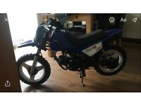 Py50 cc dirt bike