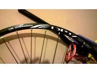 bike parts wheels breaks gears and berring set