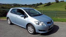 2007 Toyota Auris 2.0 D4D 5dr-Diesel-Passed MOT July 2018 Next Year,Corolla,avensis,leon,golf,verso