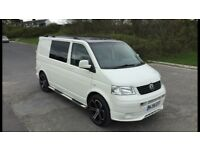 VW T5 camper. Campervan IMMACULATE