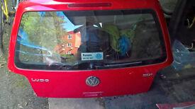 Tail door Vw Lupo/Seat Arosa