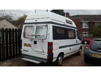 Peugeot 2-berth Autosleeper Symbol campervan with many additional items