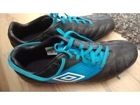 Umbro Football Boots Size 4 Good used condition