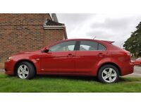 Mitsubishi Lancer 2011, very good condition,Full service history,low mileage, 2 key,4 new tyres