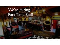 THE FAT CAT BREWERY TAP - Part Time Staff Required