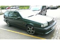 A REAL VOLVO 850 T-5R.. RARE FACTORY MANUAL ESTATE SWAPZ VR6 TRY ME
