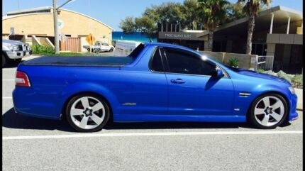 2008 SS ve ute Scarborough Stirling Area Preview