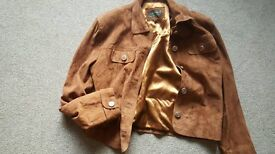 Dubarry suede jacket