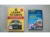 Hazard Perception DVD, Highway Code, Theory and Practical Question Papers