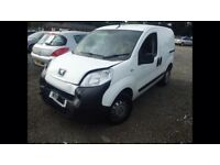 2011 Peugeot bipper parts breaking