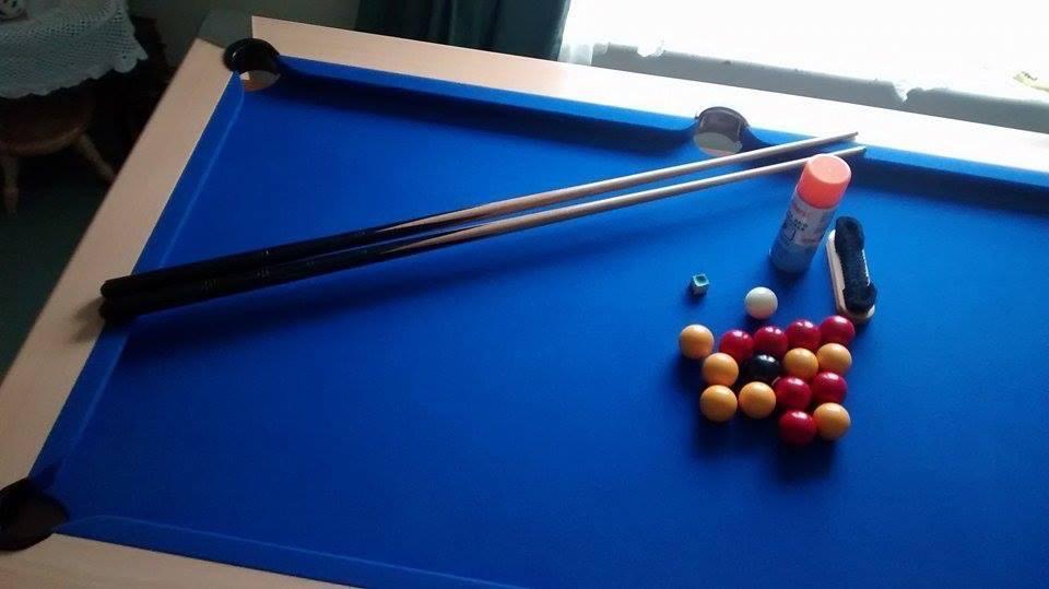 3/4 Pub Style Pool Table