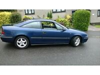 RED TOP VAUXHALL CALIBRA BECOMING RARE NOW PLEASE READ ADD PRICE DROP