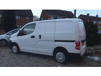 Nissan NV200 1,5dci 2011 6 doors-ONE OWNER-LONG MOT-LOW TAX