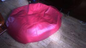 Big, seat pillows