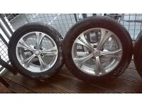 wheels Vectra C size 215/55 / R16. 5x110