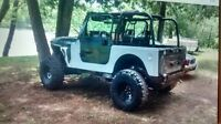 standard 1997 tj 6inch lift and on 35s