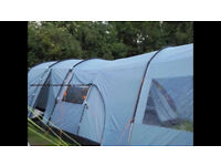 Vango Sungari 600 family Tent including extras